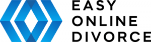 Easy Online Divorce Linear Logo Header