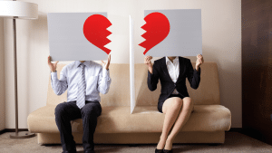 how to get an online divorce in the UK