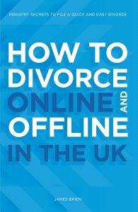 How to divorce online and offline in the UK