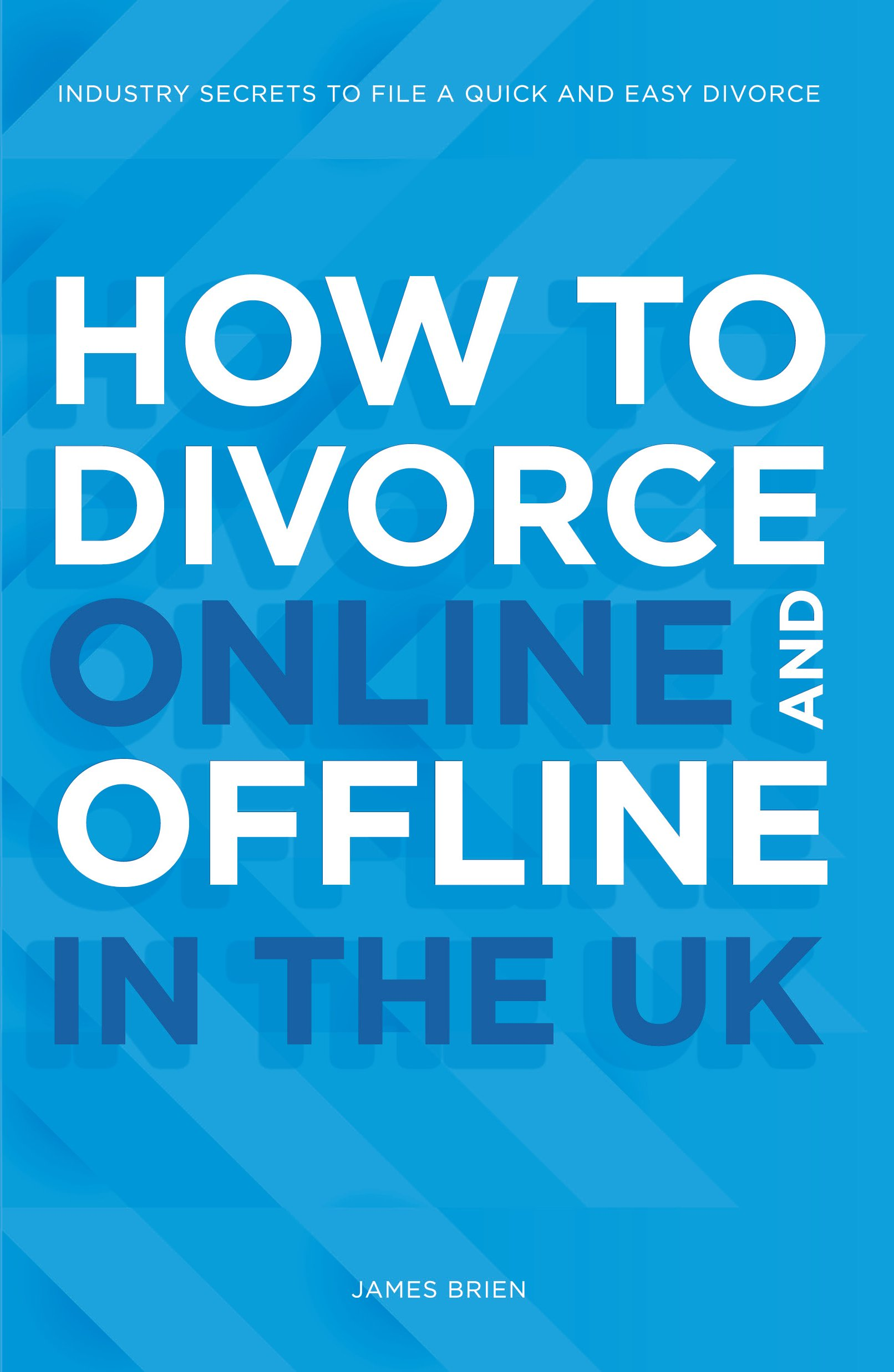 How to divorce online and offline in the UK
