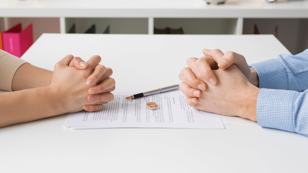 how to get a divorce in england & wales